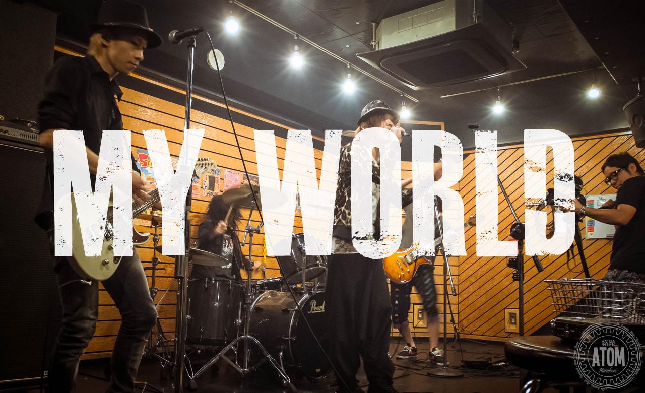 My World / Karakuri ATOM at Shinjuku Penta