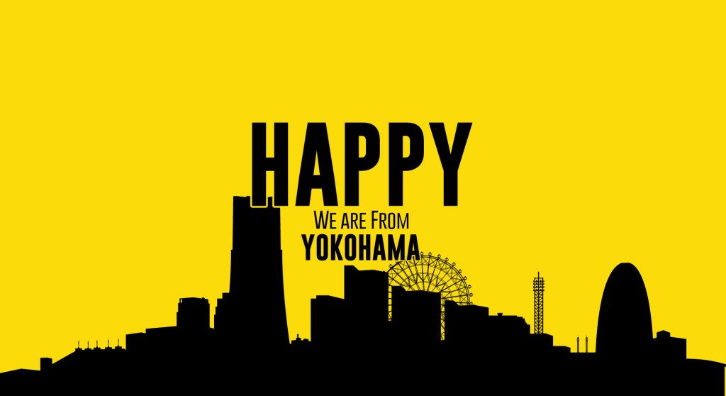 Pharrell Williams- Happy We Are From Yokohama