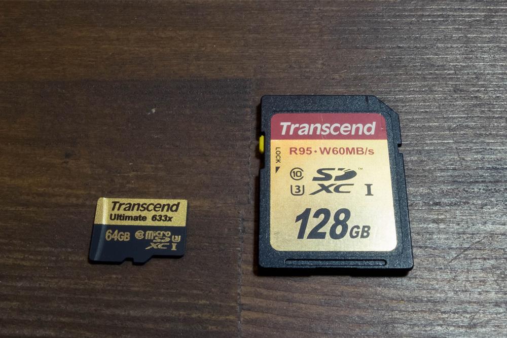 SD カードの話