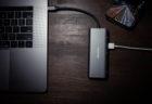 Macbook Pro に必須 RayCue Type-C Hub