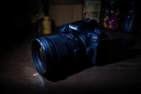 Canon 90D を購入しました。