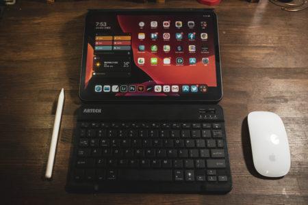 iPad Pro 保護するためのカバーとフィルムを購入