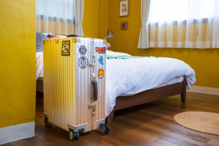 Kroeus (クーロス) スーツケース