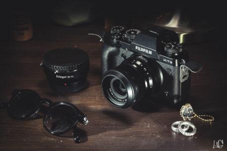 Fujifilm XF23mm F2 R WR レビュー