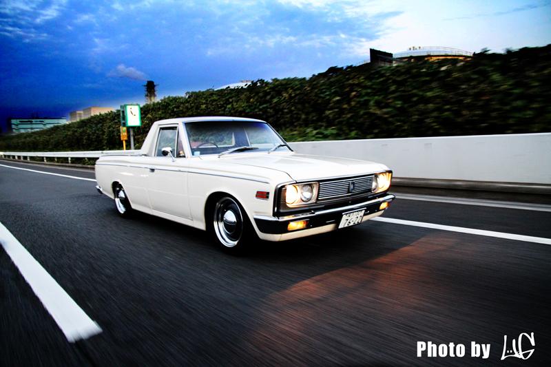 Old domestic cars @Odaiba Tokyo